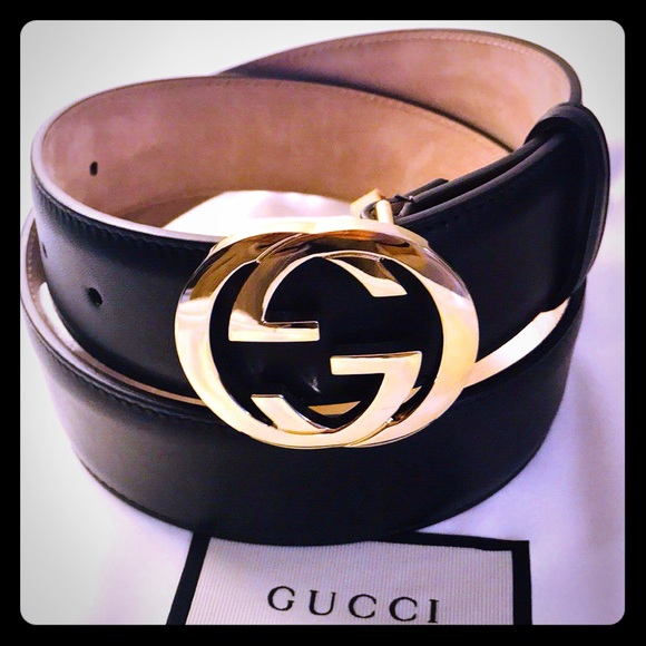 0bb5a899d97 Gucci Accessories - 🔥final sale🔥Gucci Moon Leather Belt